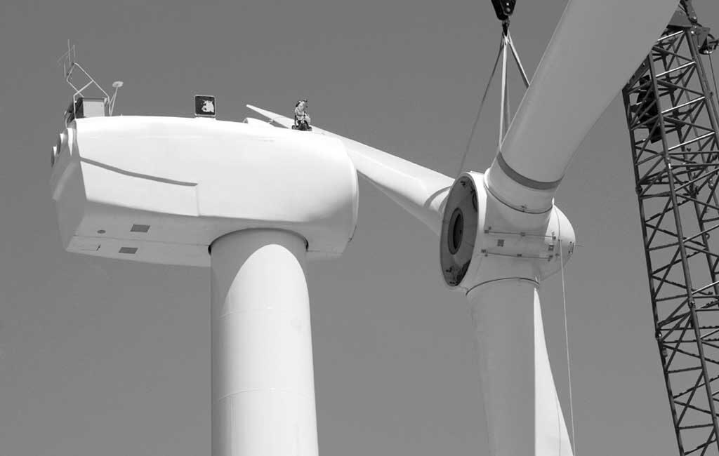 osiguranje kvalitete montažnih dijelova vjetroturbina | Topomatika