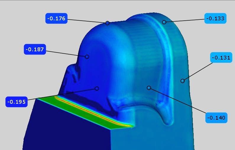 LTH Ulitki - 3D mjerenja u alatničarstvu | Topomatika
