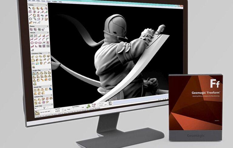 Programski paketi za 3D obradu i povratno inženjerstvo (RE) | Topomatika