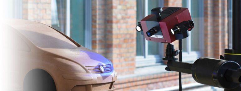 ATOS Compact Scan 3D skeniranje