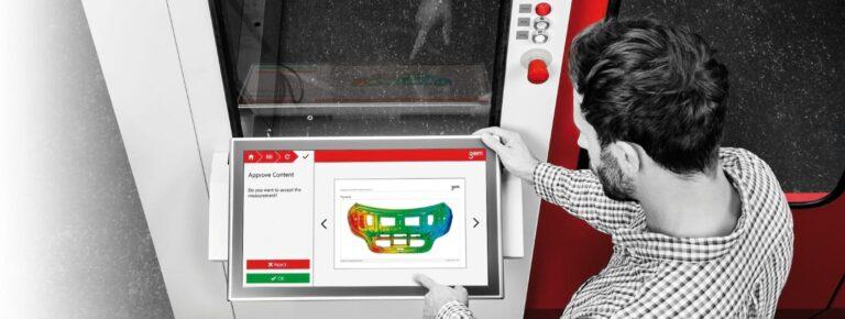 ATOS Scanbox automatizirano 3D mjerenje i inspekcija