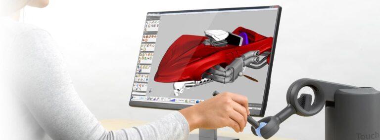 Geomagic Sculpt modeliranje virtualne gline