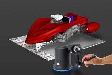 Geomagic Sculpt 3D modeliranje