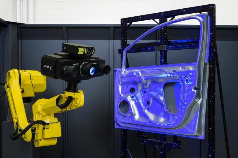 ATOS 5 automatizirano skeniranje