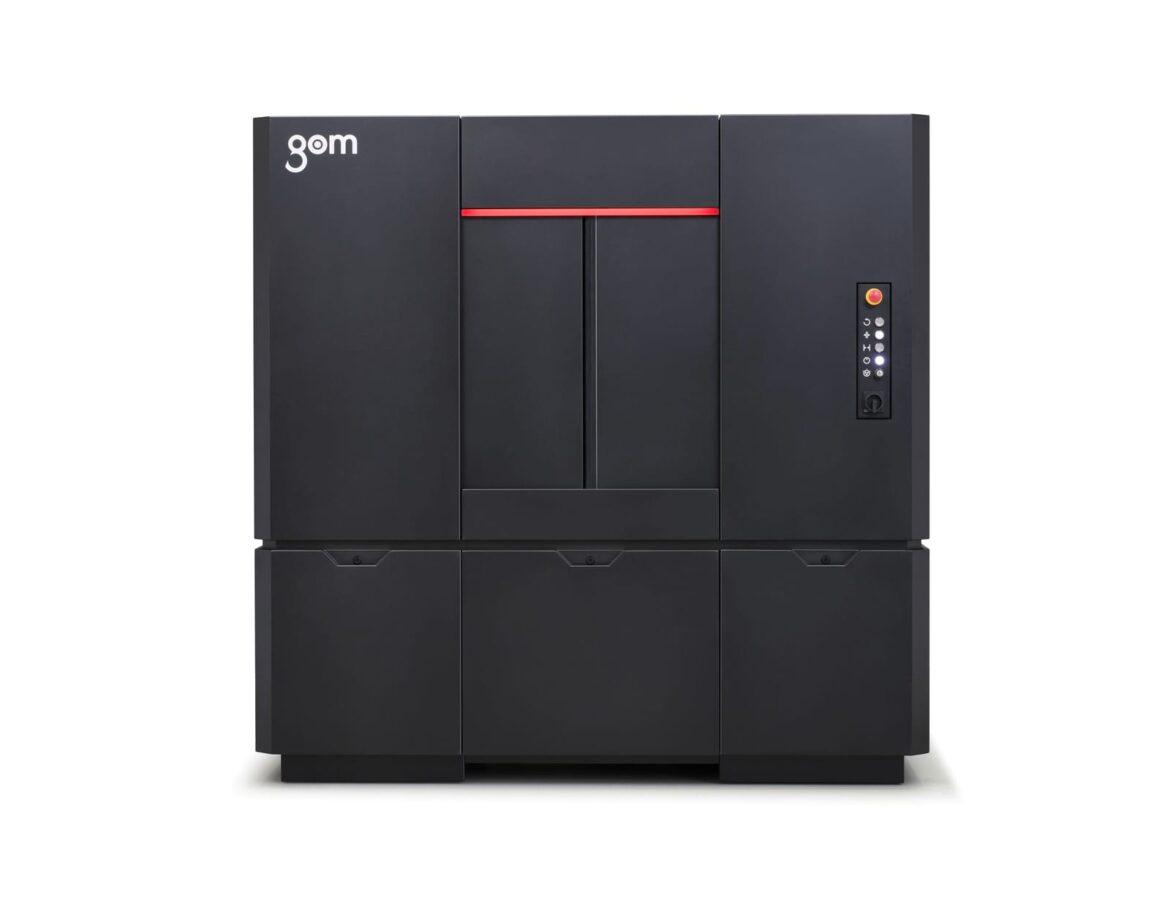 GOM CT uređaj za industrijsku tomografiju