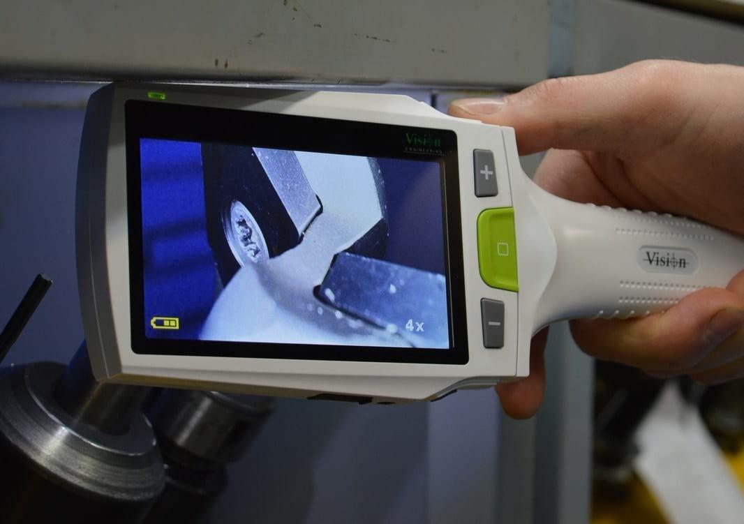 CAM Beta - inspekcija u preciznoj mehanici