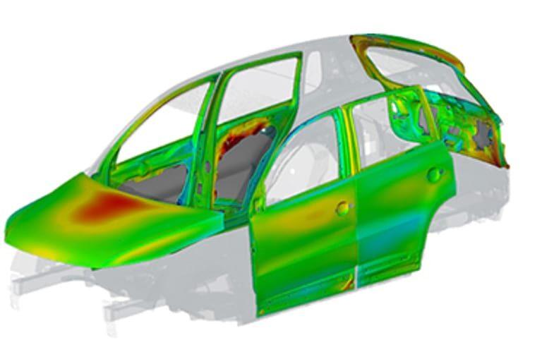Webinar: mjerenje i inspekcija automobilskih karoserija
