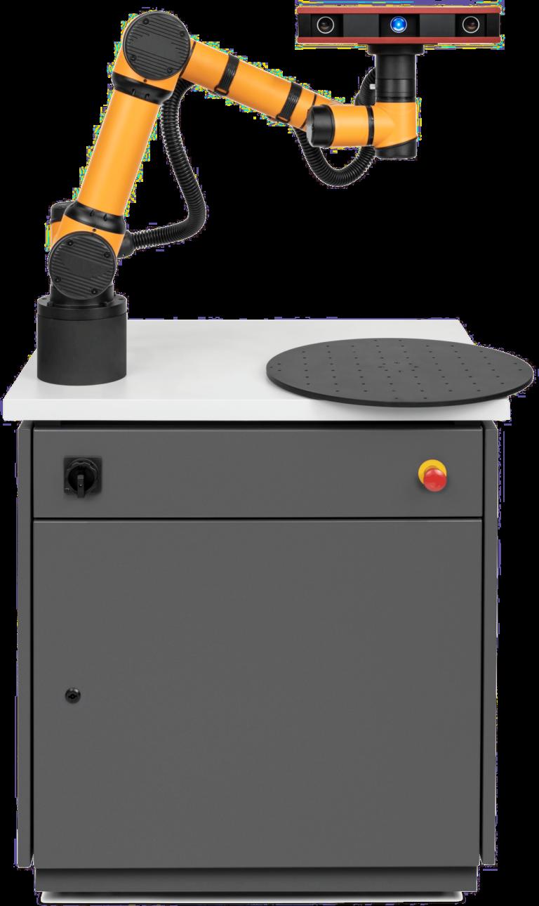 ScanCobot robot za automatizirano 3D mjerenje