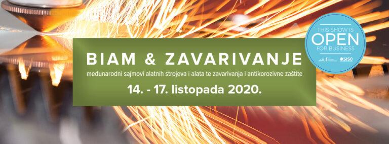 BIAM 2020 međunarodni sajam alatasajam