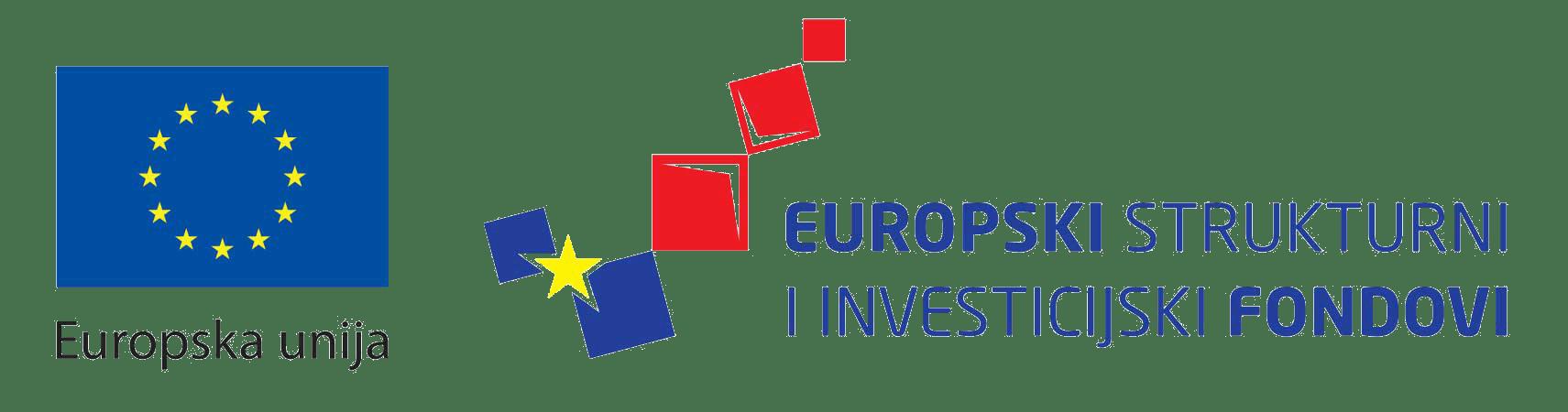 logotip europskih investicijskih i strukturnih fondova
